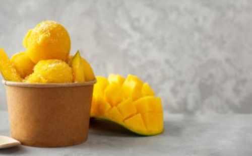 Coupelle mangue
